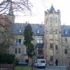 Schloss Mansfeld Vorderort und Schlosshof