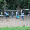 Schloss Mansfeld - Volleyballfeld