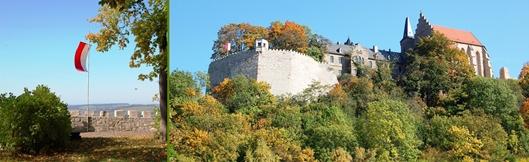 Schloss Mansfeld | Flagge