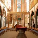 Spätgotische Schlosskirche