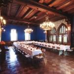 Schloss Mansfeld | Blauer Saal