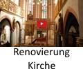 Clip Schloss Mansfeld - Bau-Kirche