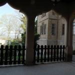 Pavillon vor dem Trauzimmer