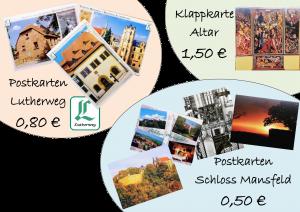 Preisliste Postkarten - 2019
