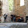 Schloss Mansfeld - Ruine Mittelort
