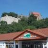 Schlosspassage und Schloss Mansfeld