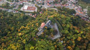 Schloss Mansfeld | Luftbild