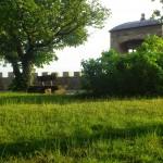 Schlossgarten auf der Minenbastion
