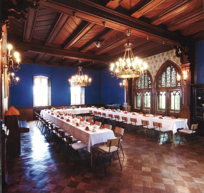 Ihre Feier auf Schloss Mansfeld (auch als Catering nach Hause)