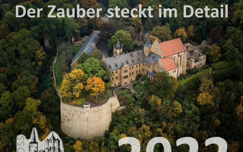 Wandkalender 2022 | Der Zauber steckt im Detail